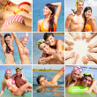 Summer vacations — Stock Photo #12731460