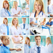 Successful practitioners - Stockfoto