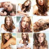 Beautiful female — Stock Photo