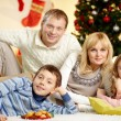 Family resting — Stock Photo #13723223