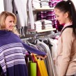 Choosing clothes — Stock Photo #13723245