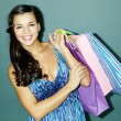 Royalty-Free Stock Photo: After shopping