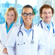 Friendly doctors — Stock Photo #13723527