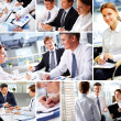 working together — Stock Photo