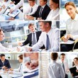 Working together - Stock Photo