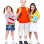 compañeros de escuela — Foto de Stock   #13723755