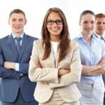 Business leadership — Stock Photo #13723926