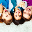 Ecstatic teenagers — Stock Photo #13723946