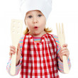 Young cook — Stock Photo #13724136