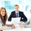 Business team — Stock Photo #13724150