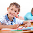 Studying at school — Stock Photo #13724243