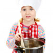 Cooking food — Stock Photo #13724275