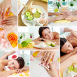 Spa beauty - Stock Photo