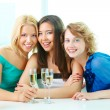 Stock Photo: Girl party