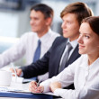 Business seminar — Stock Photo #13724662