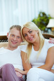 Husband and wife — Stock Photo
