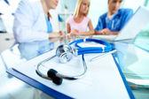 Oggetti medici — Foto Stock