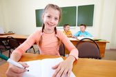 Youthful learner — Stock Photo