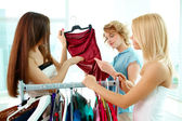 Preparing for party — Stock Photo