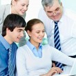 Working together — Stock Photo #16039503