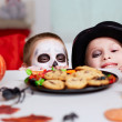 Halloween treats — Stock Photo #16040695