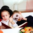 Halloween evening — Stock Photo #16040729