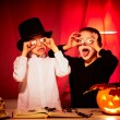 Stock Photo: Halloween horror