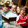 Family reading — Stock Photo #16042617