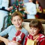 świąteczny nastrój — Zdjęcie stockowe