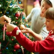 Stock Photo: Christmas preparations