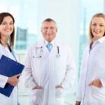 Pretty clinicians — Stock Photo