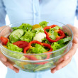 Fresh salad — Stock Photo #16045439