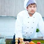 Chef — Stock Photo #16048275