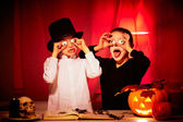 Horror de halloween — Foto de Stock