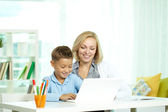 Education online — Stock Photo