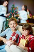 Christmas mood — Stock Photo