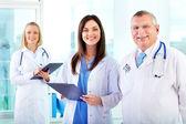 Medical staff — Stock Photo