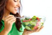 Alimentazione sana — Foto Stock
