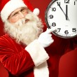 Five minutes to Christmas - Foto Stock