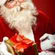 Stock Photo: Kind Santa