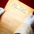 Letter to Santa — Stock Photo #16053295