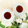 Tea for two - Stockfoto