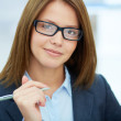 Smart businesswoman — Stock Photo #17138519