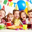 Stockfoto: Birthday party
