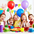 Birthday party — Stock Photo #17138951