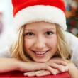 Christmas girl — Stock Photo #17139299