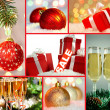 Royalty-Free Stock Photo: Christmas symbols