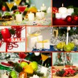 Christmas still-life - Stockfoto