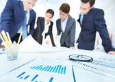бизнес-объекты — Стоковое фото