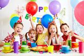 Geburtstagsparty — Stockfoto